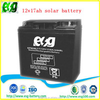 12v17ah security system battery Lead acid battery agm battery