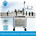la penicilina de vidrio de la máquina de etiquetado para la pequeña botella 0086-18917387699