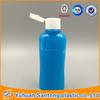 120ml flat shampoo bottle