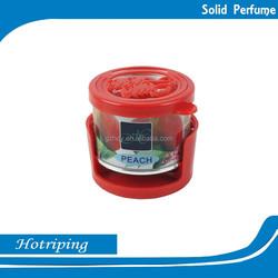 Aroma Solid Gel Perfume Long Lasting Solid Air Freshener Incense Air Fresheners Car Freshener