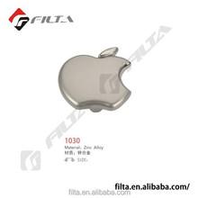 apple design brushed nickel cabinet knobs