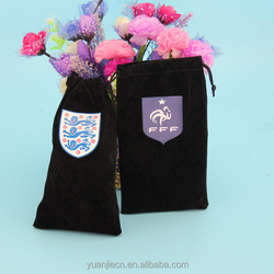 Top quality Velvet gift pouches wholesale