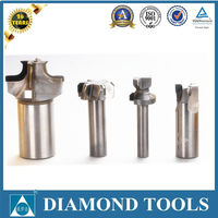 diamond carved milling cutters