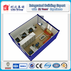 Fashionable And Prefabricated House, Module House, Container Prefab House