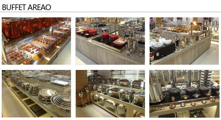 Fournitures de buffet de luxe d 39 h tel quipement de for Fourniture restaurant