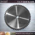 12-16 polegadas boas propriedades de desgaste TCT lâmina de serra circular para os blocos de madeira maciça de corte