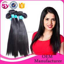 Unprocessed Grade 7a Virgin Peerless Peruvian Hair Weft, 2015 Wholesale free sample hair bundles