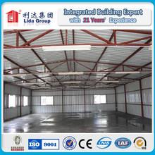 prefabricated house for accommodation/temporary residence/living/office/warehouse