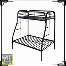 bedroom furniture sofa bed double deck bed triple metal sofa bunk bed