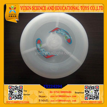 Promotional Gift Colorful flash frisbee, large flash Flying Disc, Outsoor sport flash flying plastic disc & frisbee