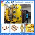 Assista PVD máquina de revestimento jelwery vácuo revestimento máquina pulverização catódica revestimento de vidro máquina / equipamento