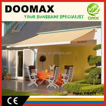 #DX400 High Quality Motorized Cassette Awnings