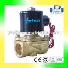 Eléctrica magnética válvula solenoide de la válvula
