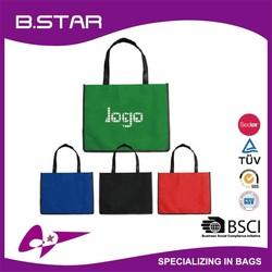 Creative design handbag non woven bag price,reusable folding shopping bag
