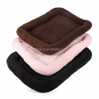 Excellent Quality Soft Plush Pashm Dog Puppy Pet Cat Warm Slumber Sleep Crate Mat Bed Kennel Pad