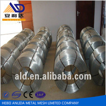 ISO hot dip galvanized steel wire 8 gauge to 22gauge(Factory)/China Professional Good Quality
