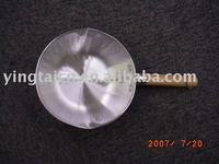Aluminium snow pan