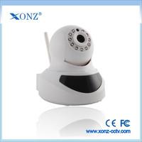 H.264 low stream IR night vision ipc child wireless video camera 360 degree rotation mini hd cctv cameras
