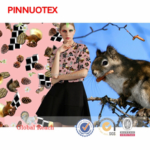 2015 custom digital and traditional candy print fabric