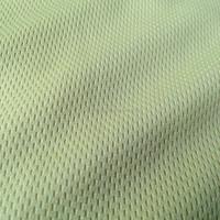 knitting wholesale 100% polyester elastic micro birdeyes fabric sports jersey
