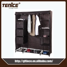 New design nonwoven fabric wardrobes with great price