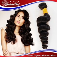 2015 New Arrival Virgin Brazilian Remy Hair Weave loose wave 3pieces lots,loose deep unprocessed virgin human hair weave