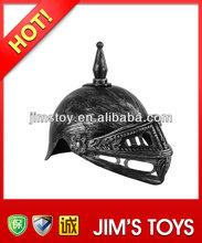 plastic toy roman helmet