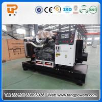 Low fuel consumption home used diesel silent generators