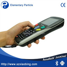 HDT3000 Handheld Portable Data Terminal Collector Data (Barcode Scanner, Fingerprint Supported)