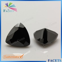 Jewelry Making Supplies Certified Black Diamonds Synthetic Black Moissanite Diamond Sales