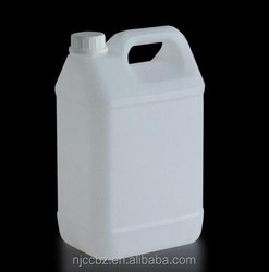 20liter chemical liquid detergent plastic bottle with handle and caps