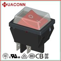 HS9-A2-04Q200-BR03(001) top quality hot selling square rocker switches in high quality