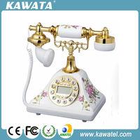 Caller Id Old Fashion Home Landline Antique Telephone