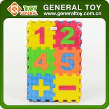 EVA foam puzzle/Foam play mat/Indoor kids soft play mats