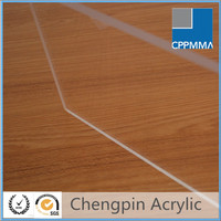 cheap acrylic color clear plastic wall panel