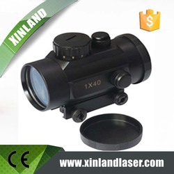 china red dot sight, Red & Green DOT Sight for Hunting & Shooting