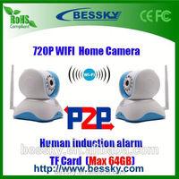 Baby monitor,ip camera sim card 3g,wireless internet