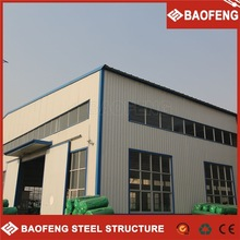 prefabricated living easy unloading liquidation warehouses