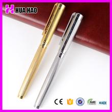 Free sample Metal Carbon fiber roller pen novelty quality business gift metal roller engraving ball pen