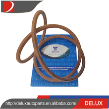 2015 hot selling china manufacturer raw edge cogged rubber v belts