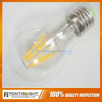 Hot selling 8W E14 led candle bulb /CE E27 led bulb light