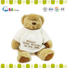 2015 China animal plush toy top 10 Sales promotion plush stuffed teddy bear