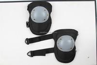 Quick release hard cap knee protector