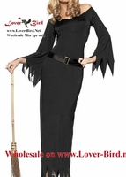 2015 wholesale new style unique witch halloween costume design a halloween costume online