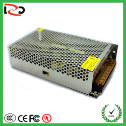 12v 5a ac dc power supply 60w led power supply with certification