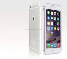 Ultra Thin Slim Very Hot Full Aluminum bumper phone case Metal case for iPhone 6