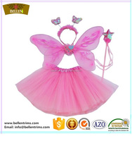 Princess fairy wings or wands for party decorations