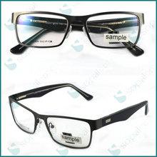 2014new Optical Glasses Stinless full Rim Glasses for Gentleman with CE FDA ISO9001 standard