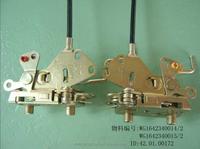 SINOTRUCK HOWO Truck Cabin Door lock body WG1664290016 original parts!