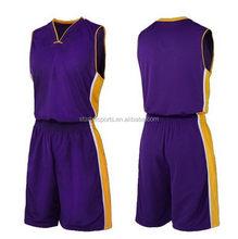 Contemporary unique basketball uniforms clothing